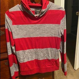 Empire pull over sweater